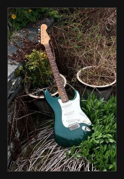 Stratocaster II by huf