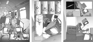 Staticboy WIP pages by SWEI