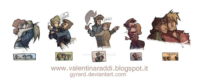 S Valentine...later on by Gyrard