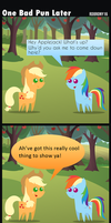 Comic - One Bad Pun Later by RDbrony16