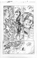 Legion Issue 2 p.3 by Cinar