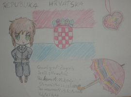 Yugotalia Croatia by Cappuccino-and-Roses
