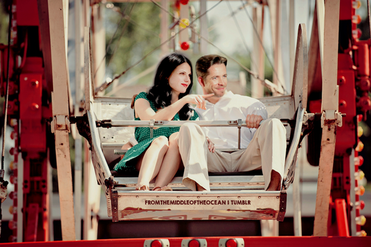 Outlaw Queen by skylarmist