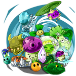 Plants Vs. Zombies 2: It's About Time! by placably