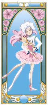 Dance With Me =Chibiusa + Helios= by Myusse