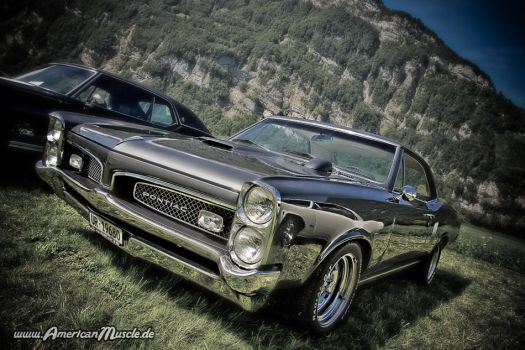 Pontiac Muscle Machine by AmericanMuscle