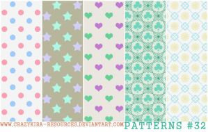 Patterns .32 by crazykira-resources