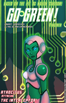 GLTAS Comic Fancover - Aya cover by Webmegami
