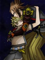 KH-BbS: TerraVen Together by o-clair