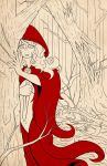 Red Riding Hood - Orphan - Inks by Paladin-Ciel