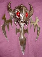 Mask-Weapon-Bladed-Thingy Prop by FantasyStock
