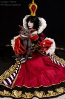 Queen of Hearts by Neferet-Cosplay