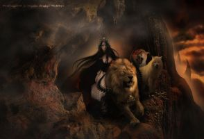 Chamallow IV - Master of the beasts by gotman68
