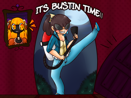 BFOI: BUSTIN' TIME by CrayonKat