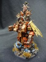 Warmonger of the Word Bearers by Solav