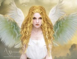 Lovely Angel by annemaria48