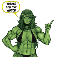She-hulk-thanks by elee0228