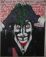 Birth of the Joker by Synbag