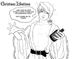 Christmas Libations by fablespinner