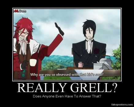 Really Grell by unseen-angel12
