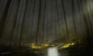 Lost in the Forest by Secr3tDesign