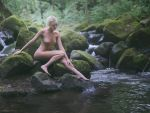 Nude in Nature 1 by ChromatoseStudios