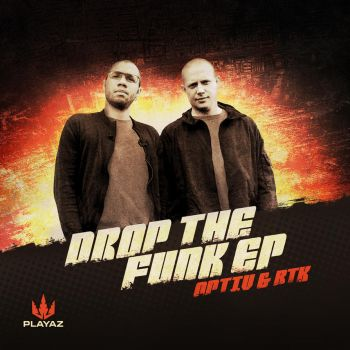 Optiv and BTK - Drop The Funk EP by pixel-junglist