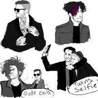 FOB sketches by Meglm5291