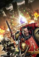 Dawn of War: Ascension by SkinnyElbows