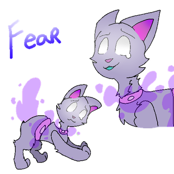 Fear Reference by Heart-Anonimous