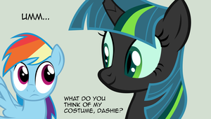 A Cool Costume? by YourFavoriteSenpai
