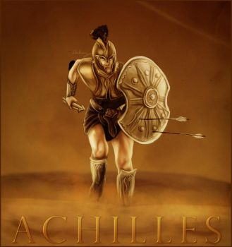 Achilles by Until-The-Dark