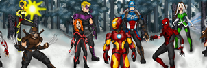 Avengers Age of Ultron by Hlontro