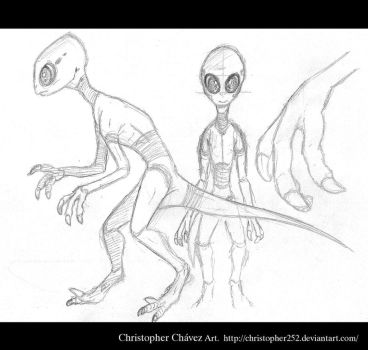 Troodon future by Christopher252