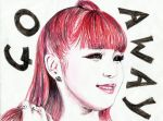 Park Bom in perncil crayon by topistops