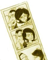 Venture Brothers::Four Dollars by agentadvocate