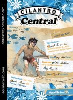 cilantro central issue 8 by endlessway