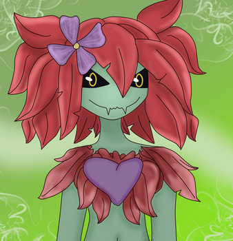 Floran Collab with Thestar78956 by Allora1313
