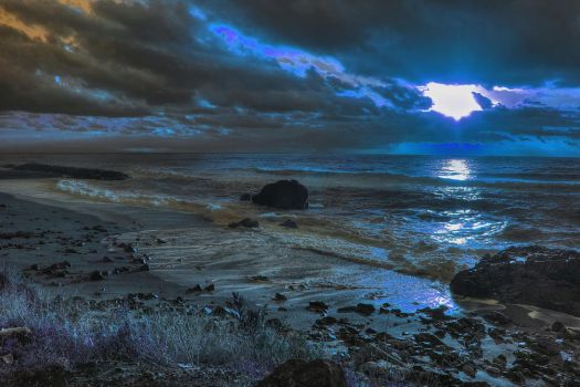 The end of the world - HDR by yoctox