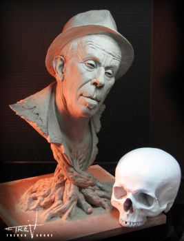 Tom Waits From Mortal Clay 12 by TrevorGrove