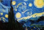 The Starry Night by hatoola13