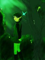 Saria Sage of the Forest by Alamino