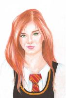 Miss Lily Evans by Fae-T