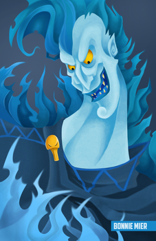 Hades by kwallie