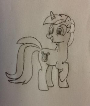 Lyra Invaded My Textbook! by MyLittleCreations