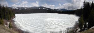 STOCK - Icy Lake by jocarra