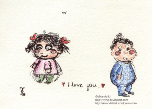 Baby Love no.1 by wyrie