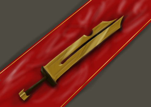 Fantasy Sword by H4Productions