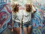 Double Vision by morganforrester