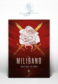 Game of Seats: Miliband by P3RF3KT